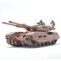 U.C.HARD GRAPH 1/35 地球連邦軍 61式戦車5型 セモベンテ隊