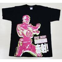 宇宙刑事シャリバン ビッグプリントTシャツ