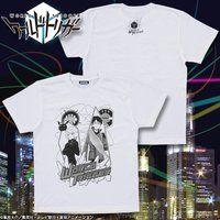 ワールドトリガー Tシャツ 三雲、遊真柄