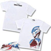 ウルトラマンギンガS ギンガストリウムBIGプリントTシャツ
