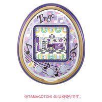 TAMAGOTCHI 4U Cover �p�[�v�������f�B�X�^�C��