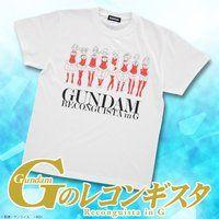 Gのレコンギスタ Tシャツ チアガール柄
