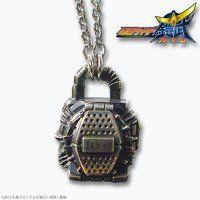 仮面ライダー鎧武 ロックシードデザイン silver925ネックレス レモンエナジーロックシード