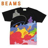 ラブライブBEAMSコラボTシャツ(cloud)