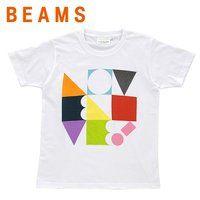 ラブライブBEAMSコラボTシャツ(TYPO)