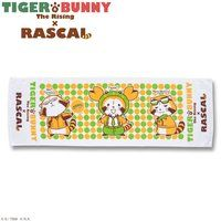 TIGER��BUNNY The Rising �~ RASCAL �X�|�[�c�^�I��