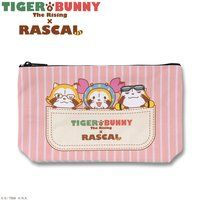TIGER��BUNNY The Rising �~ RASCAL �|�[�`