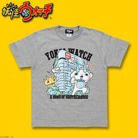 妖怪ウォッチ Tシャツ ダンダイ柄 (大人用)