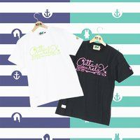 TIGER&BUNNY The Rising × HTMLコラボ ロゴTシャツ<初回予約特典付>