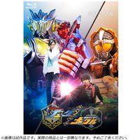 【Blu-ray】鎧武外伝 仮面ライダーデューク/仮面ライダーナックル <初回生産限定>DXレモンロックシード