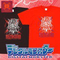 デジタルモンスター Xデジモン10周年記念Tシャツ