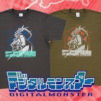 デジタルモンスター デュークモンX Tシャツ(As'まりあ氏デザインver)