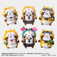 劇場版 TIGER & BUNNY -The Rising- × RASCAL キュッぷりマスコットクリーナー(全6種・BOX販売)