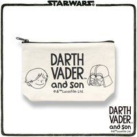 STAR WARS DARTH VADER and son ポーチ
