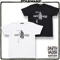 STAR WARS DARTH VADER and son Tシャツ(ダース・ヴェイダー)
