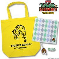 �y�񎟎󒍁z����� TIGER & BUNNY -The Rising-�@�T�}�[�Z�b�g2015 ��������^�C�K�[
