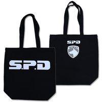 特捜戦隊デカレンジャー S.P.D トートバッグ(ブラック)