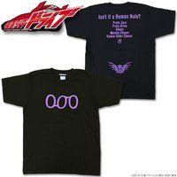 仮面ライダードライブ チェイス「000」Tシャツ(ブラック)