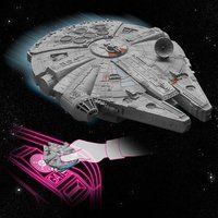 CRAZY CASE TOUCH MILLENNIUM FALCON