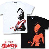 帰ってきたウルトラマン BD-BOX発売記念 Tシャツ