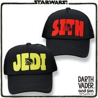 DARTH VADER and son ���b�V���L���b�v