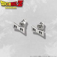 ドラゴンボールZ レッドリボン軍Silver925ピアス