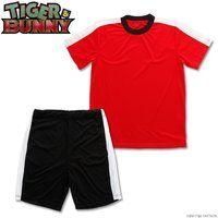 TIGER & BUNNY トレーニングウエア バーナビーカラー