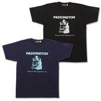 映画『パディントン』Tシャツ 袋柄