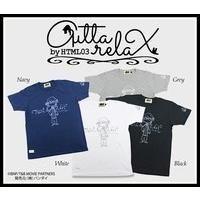 TIGER & BUNNY×HTML Precious Trio Barnaby S/S Tee(Tシャツ)<2次受注・2016年2月お届け>