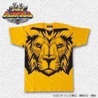 動物戦隊ジュウオウジャー ジュウオウライオン Tシャツ