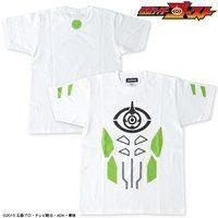 仮面ライダーゴースト なりきりTシャツ 仮面ライダーネクロム