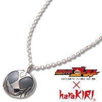 仮面ライダーゴースト×haraKIRI Collaboration Silver925製ペンダント