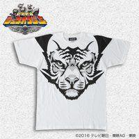 動物戦隊ジュウオウジャー ジュウオウタイガー Tシャツ
