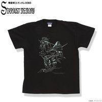 機動戦士ガンダム0083 STARDUST MEMORY Tシャツ RX-78GP柄
