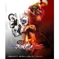 【Blu-ray】ドライブサーガ 仮面ライダーマッハ/仮面ライダーハート  DXシフトライドクロッサー/シフトハートロン版