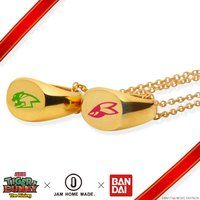 �y2016�N6���������F100�Œ���z����� TIGER & BUNNY -The Rising-�~JAM HOME MADE �l�b�N���X K10 YELLOW GOLD