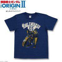 機動戦士ガンダム THE ORIGIN Tシャツ(モビルワーカー柄)