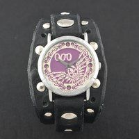 ���ʃ��C�_�[�h���C�u�@�`�F�C�X�~ red monkey designs  Collaboration Wristwatch Silver925 High-End Model
