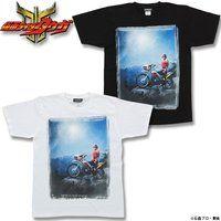 仮面ライダークウガ BOXアートデザインTシャツ「クウガ」 Visual Works : Seiji Kan