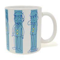 ����������~HTML ZERO3�~BANDAI I'm Neet Six Stripe Mug Cup(�}�O�J�b�v)