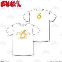 おそ松さん Tシャツ 6つ子柄