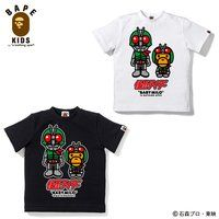 A BATHING APE�R���{ ���ʃ��C�_�[ T�V���c#4 KIDS