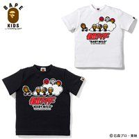 A BATHING APE�R���{ ���ʃ��C�_�[ T�V���c#5 KIDS