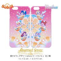 AIKATSU!STYLE for Lady �yWEB����z�`�����낵�f�U�C��iPhone�P�[�X�@�S�Q��