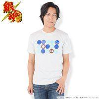 銀魂 ドット柄Tシャツ