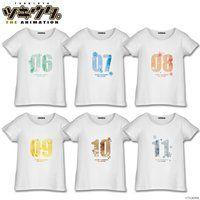 [プレミアムバンダイ限定販売カラー]ツキウタ。THE ANIMATION Tシャツ Procellarum【One's Favorite!】