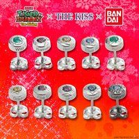 ����� TIGER & BUNNY -The Rising-�~THE KISS�~BANDAI�@Sliver�s�A�X