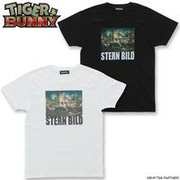 TIGER & BUNNY シュテルンビルトTシャツ「スタジアム&女神」
