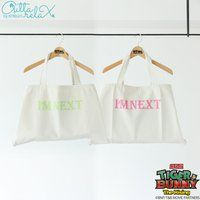 TIGER & BUNNY×HTML Guttarelax I'm NEXT 2Way Tote Bag(トートバッグ)