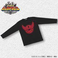 動物戦隊ジュウオウジャー ジュウオウイーグル/風切大和 長袖Tシャツ ブラック